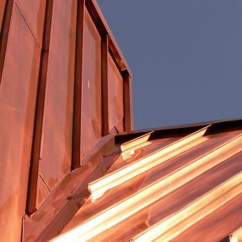Copper Metal Roofing in New Jersey (NJ)